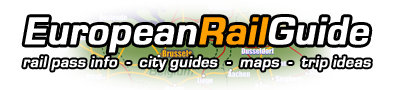European Rail Guide Logo