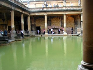 Been to the Roman Baths yet?