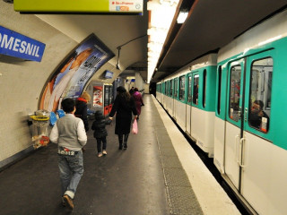French strikes hit rail services this week