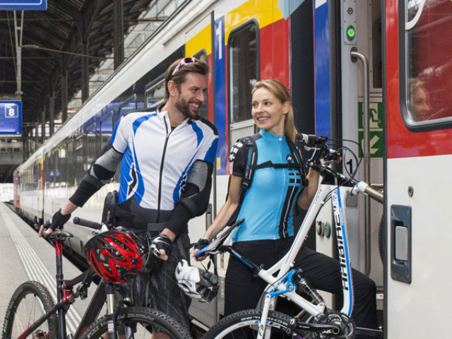 Taking your bike on trains in Europe How to guides to rail