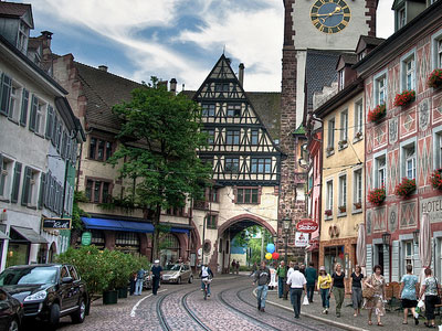 Freiburg Guide