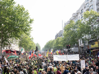 May Day (Fete du Travail) Picture