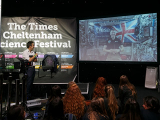 Cheltenham Science Festival Picture